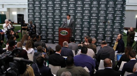The Jets press pack may not find Tebow quite so accessible in 2013.