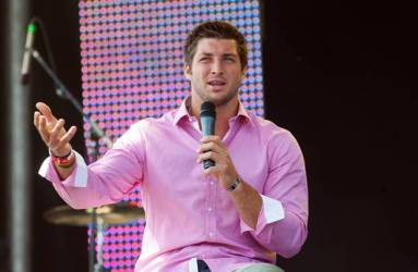 Tim Tebow: On a pedestal?